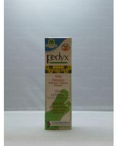 Pedyx Biologische voetcrème sport 100 ml.
