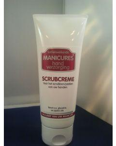 Samenwerkende Manicures Scrubcreme 75ml