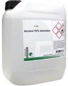 OrphiFarma  Alcohol Ketonatus 70% - 5000ml