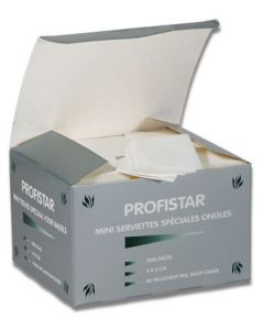 Profistar Nail brush cleaning pads